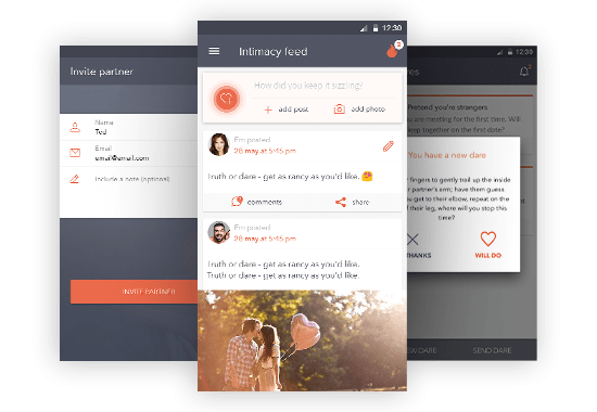 dating app preview