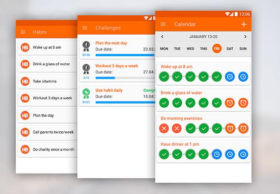 habit builder app