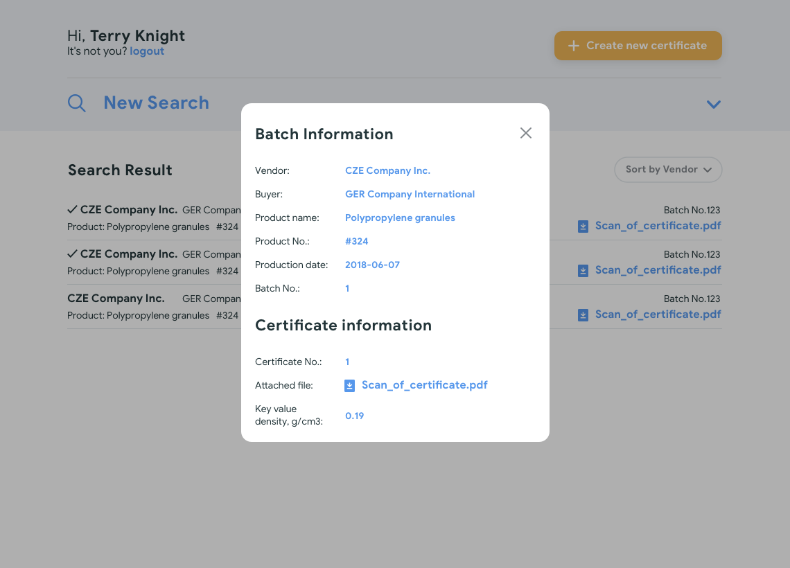 search – result – info